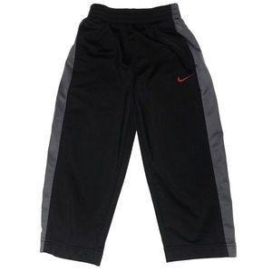 Nike Boys Black Pants